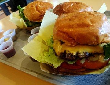 ハワイで安くて美味しいバーガーを食べるならマハロハバーガー!7ドルくらいでコスパ◎
