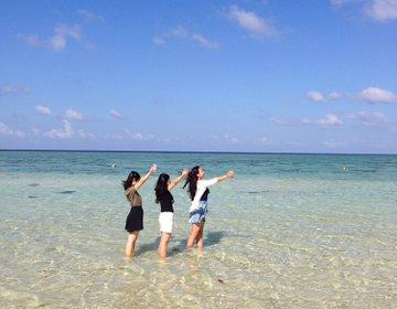 全て無料⁉︎【貴方の欲望を全て叶える天国女子旅】プライベートビーチに3食贅沢ブッフェ、お酒飲み放題♡