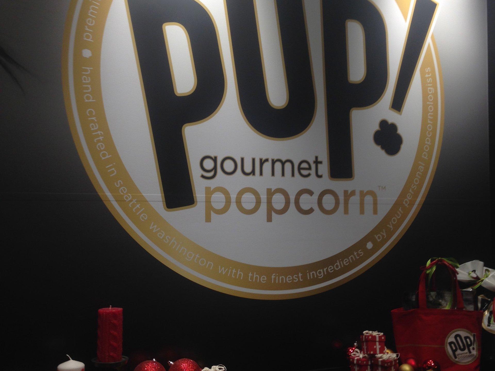 【表参道 クリスマスにもおすすめ!】POP!groumet popcornグルメポップコーン!