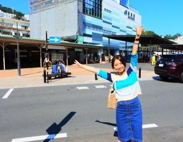 〔おでかけ観光〕東京から3時間!新鮮!海鮮!熱海で休日リフレッシュ