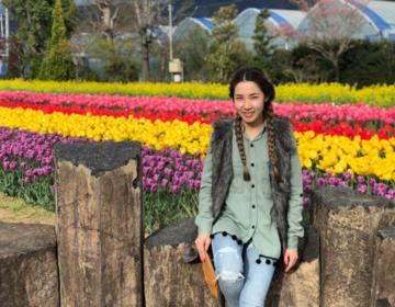山梨プチ旅行!お花見ができる無料おすすめ観光スポット『ハーブ園』