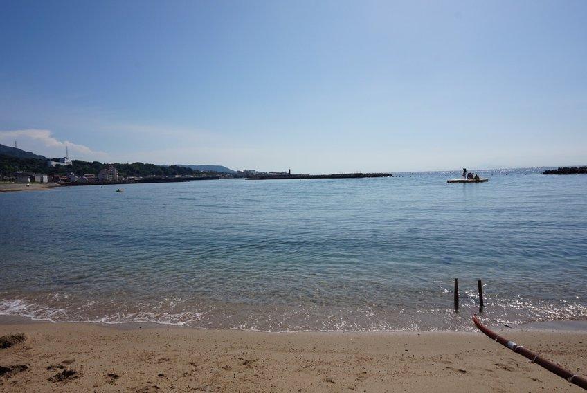 平林海水浴場