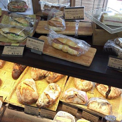 町のパン屋さん レ・フレール