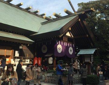 2015年初詣は【神楽坂・飯田橋周辺の神社】が超オススメ☆神社の近くのオススメグルメもご紹介!