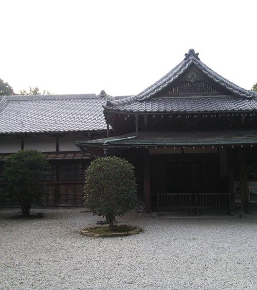 長府毛利邸