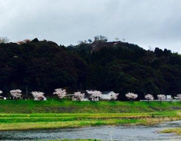 【山陰安来へドライブ】道の駅あらえっさ、月山富田城跡、中海できれいな空気を味わう!