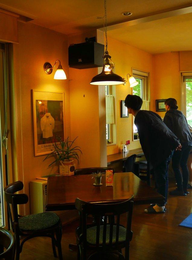 ベルキャビン カフェ&ゲストハウス