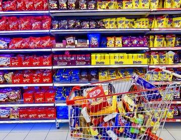 ドバイのオススメお土産!激安スーパーカリフールのオススメチョコレートも千円以下でいっぱい買えます