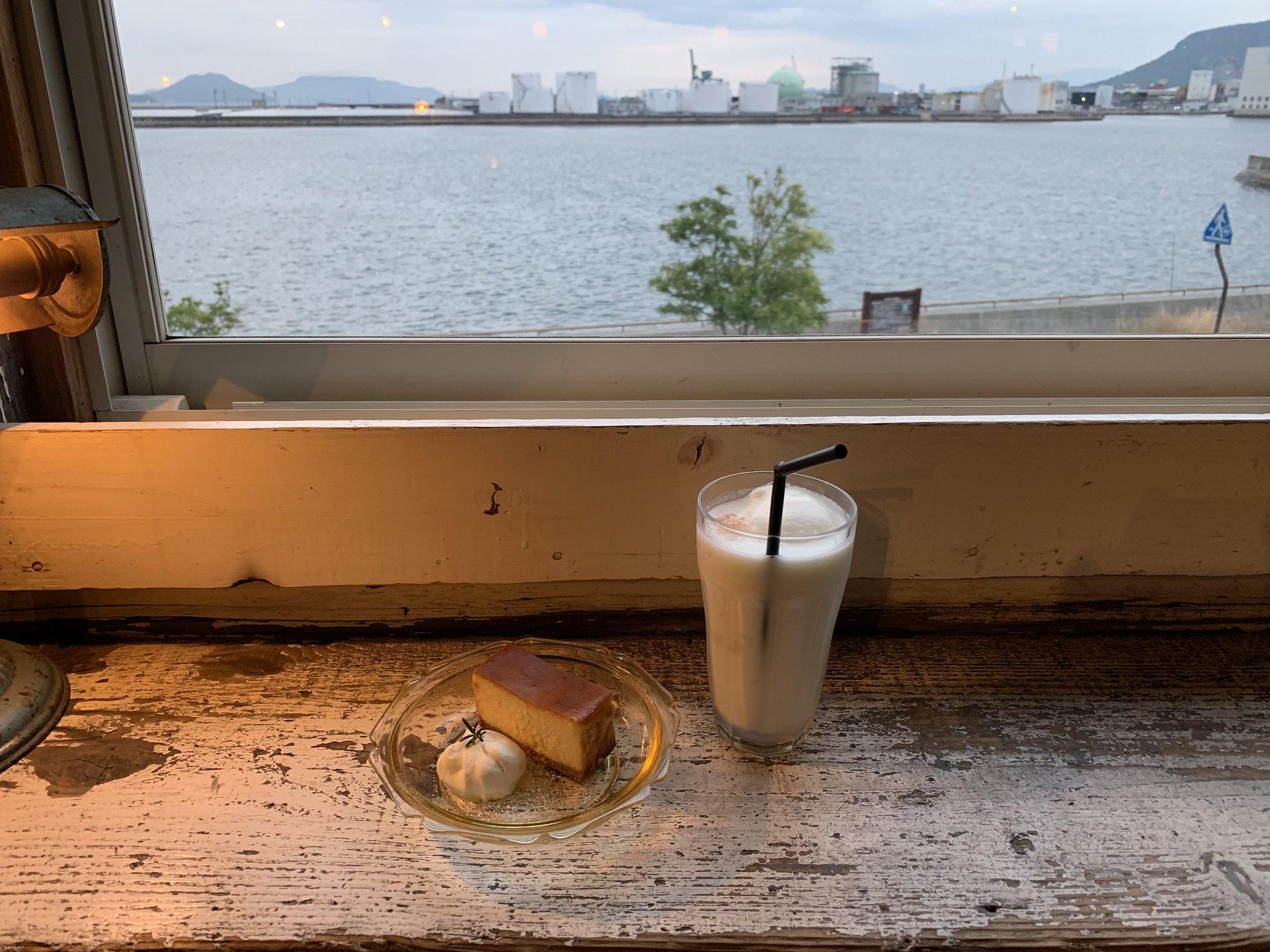 高松カフェならレトロ観光地で‼︎「北浜アリー」まるでタイムスリップ気分♡