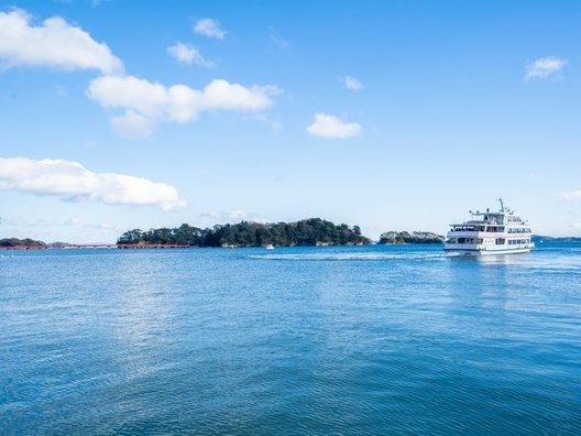 観光桟橋 Sightseeing Boat Pier