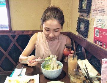 浅草おすすめランチ・タイ料理『クロープクルア』おしゃれ・デートにも