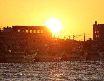 【釧路】駅から徒歩10分!幣舞橋で世界三大夕日の絶景に感動♡隣のMOOで「さんまんま」も食べよう♪