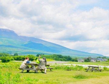 浅間山ドーン!絶景テラスで焼き立てパン♡ココラデ【軽井沢・ドライブ・カフェ】