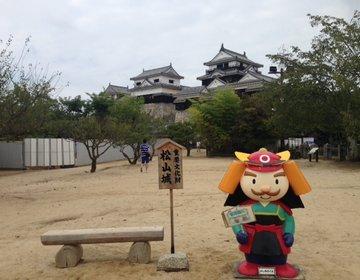 【愛媛】ロープウェイで行く松山城は、女子も楽しいデート向きなお城♪みかんスイーツ&ショッピングも☆