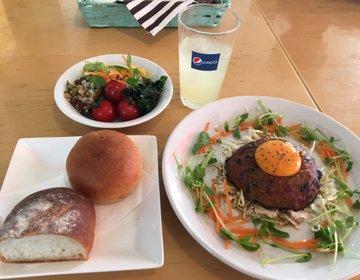 宮崎のおさつポークと糸島のお野菜おが楽しめる【グローウェルカフェ】糸島ドライブに♪