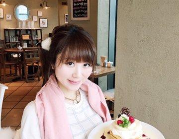 【博多駅直結!】2,000円以下の美味しい博多スイーツ&パンケーキ♡アーリーキャンベル♡