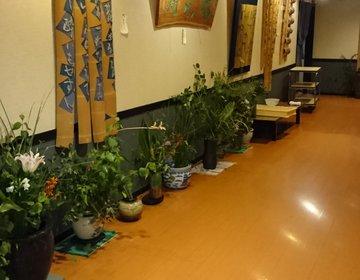 【埼玉県深谷】七夕祭りの日に江戸時代の旅籠から続く伝統旅館に泊まってみました。