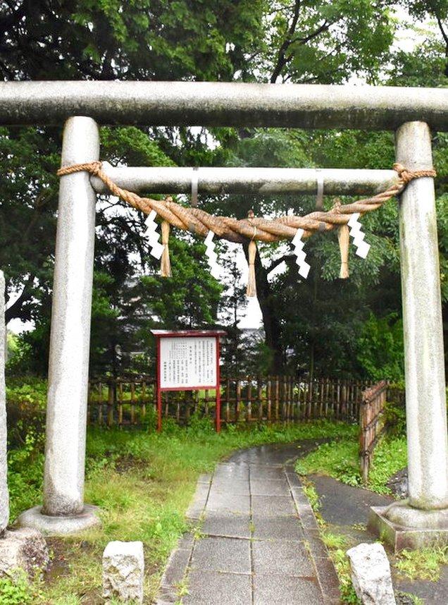 神峰神社社務所
