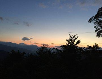 【終電から登る高尾山】ロマンチックでちょっと怖いハイキングデート