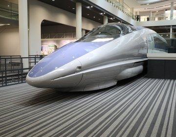京都鉄道博物館 0系から500系まで新幹線&蒸気機関車が充実! 親子のおでかけにおすすめスポット!