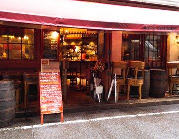 歌舞伎座前にある人気なビストロのコスパ良きランチを紹介します。
