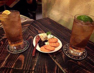 【MOSS Dining Bar】三軒茶屋でお肉と野菜でガブガブお酒が進んじゃう♪