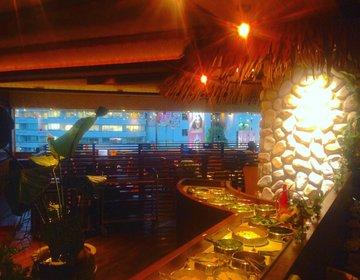 【芸能人・モデルも行ってる】ハワイアンの雰囲気のおしゃれな焼肉屋!