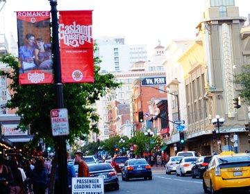 サンディエゴ旅で絶対行くべきスポット!ダウンタウンのバー・レストラン・クラブが集まるストリート☆