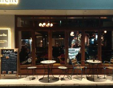 23時まで空いてる表参道のカフェ&ダイニング♪