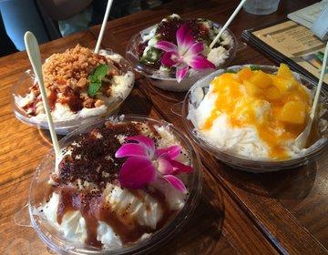 おしゃれなハワイアンカフェで女子会♪【Aloha Table Waikiki】
