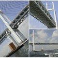 横浜ベイブリッジ (Yokohama Bay Bridge)