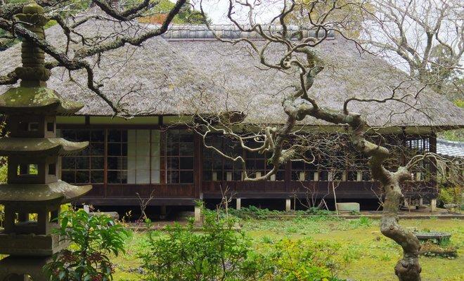 浄智寺 書院