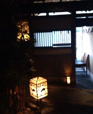 天空の月 渋谷