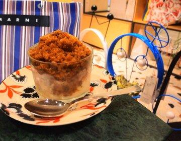 【世界初】芸能人御用達イタリアの人気ブランドMRNIのフラワーカフェが阪急梅田に登場!
