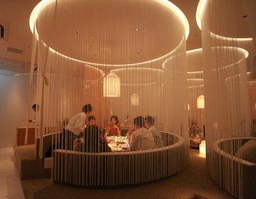 新宿 ママ会、子連れで、気軽に使えるおしゃれな店!ランチ、カフェ、駅近【中村屋ビル、キチリモリス】