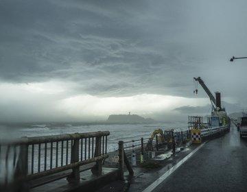 【ストレス社会で戦う人へ】平日の大雨はお出かけ日和!ストレスを洗い流す湘南ドライブ。