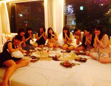 【代官山でまったり大人数女子会】半個室で雰囲気抜群なのに驚きの安さ!ディナー・ランチどちらもオススメ