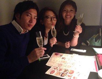 【飯田橋】で安て美味しい!キレイなイタリアン居酒屋発見!【わたしのトンノ】