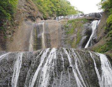 【茨城・袋田】GWはイベントもあります♪日本三名瀑のひとつ袋田の滝は圧巻の存在!