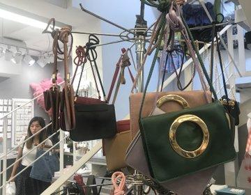 【韓国明洞】一個500円のバッグ・お洋服ばっかり!日本じゃ考えられない激安洋服店を発見!クレカOK