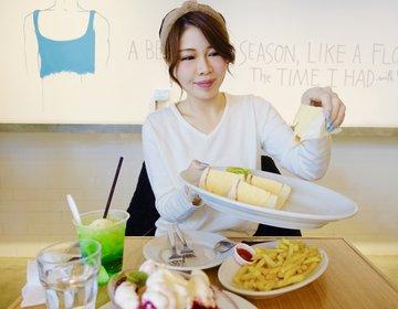 神楽坂で京都の老舗喫茶店のタマゴサンドが食べられるカフェ「マドラグ」へ。フォトジェニックで美味しい♡