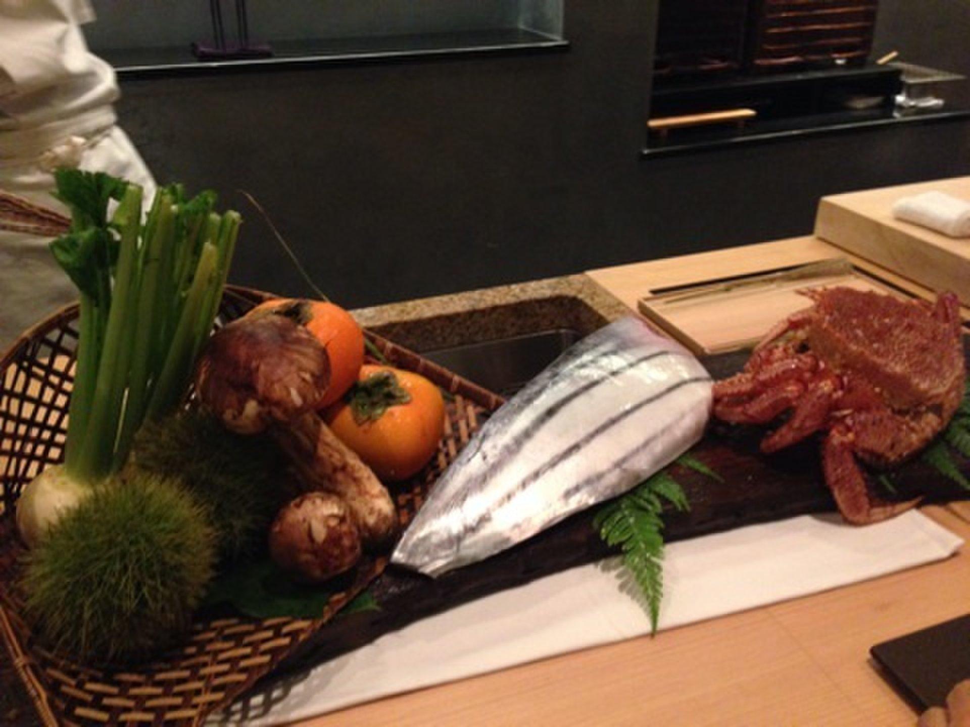 割烹のイメージを覆す!銀座の「kappou ukai」で絶品和食の懐石料理