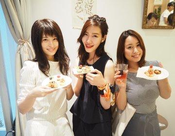 美容アイテムの宝庫♡BEAUTY LIBRARY レセプションパーティーにいってきた!