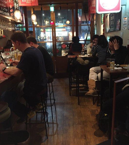 【閉店】Harumari Cafe&Diner 渋谷