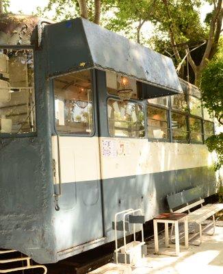トレインカフェ