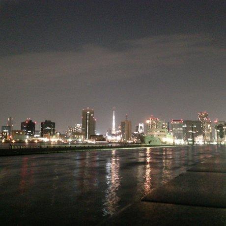 晴海埠頭(客船ターミナル)