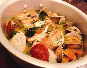 お魚好きの方必見❤︎ 自由が丘でオシャレにお魚料理を味わえるお店へ!!