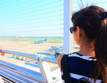 夏休みにおすすめ!人気グルメにお買い物までリニューアルした伊丹空港へお出かけしよう!