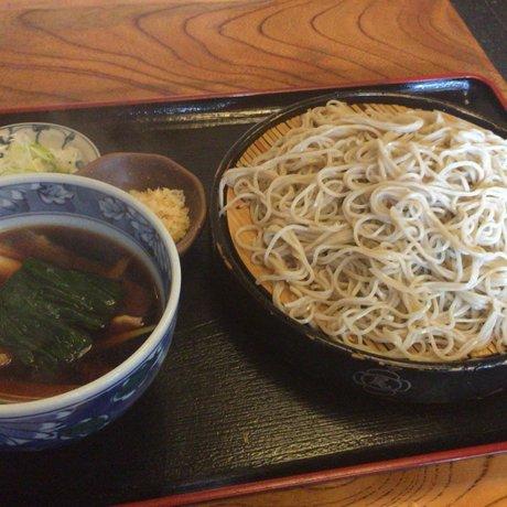 蕎麦処 尾張屋 飯田橋店