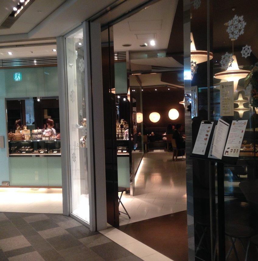 トラヤカフェ 表参道ヒルズ店